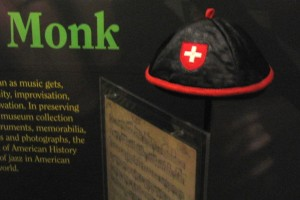 Thelonious Monk's Hat at the Smithsonian Museum of American History