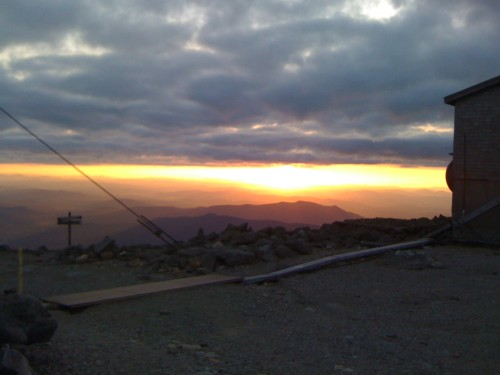 Mt. Washington Sunset 01