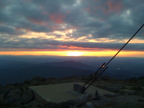 Mt. Washington Sunset 02